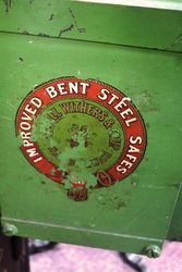 Antique Samuel Withers and Co Ltd Metal Safe
