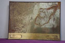 Agio Panatella Coronitas Tin Advertising Sign
