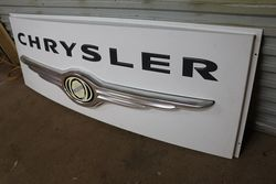 Chrysler Advertising Lightbox