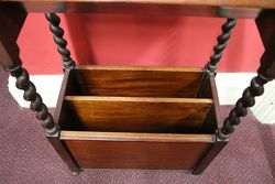 Early 20th Century Magazine Rack