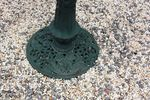 Cast Iron Somerset Bird Bath..