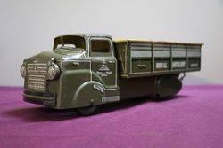 Tin Plate Royal Artillery Truck In Original Condition
