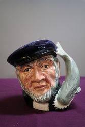 Royal Doulton Capt Ahab Character Jug. #