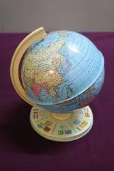 Desk Top World Globe
