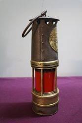 Ackroyd and Best Ltd Hailwoods Miners Lamp