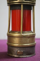 Ackroyd and Best Ltd Hailwoods Miners Lamp