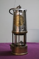 Eccles Protector Type 6 Miners Lamp #