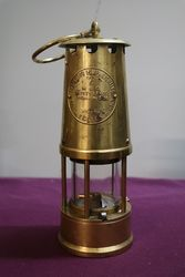 Eccles Protector Type 6 Miners Lamp