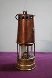 Prima Birmingham Miners Lamp