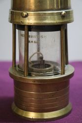 WETeale Swinton All Brass Miners Lamp