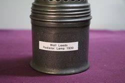 Wolf Leeds Radiator Lamp