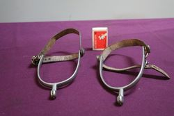 Pair of Vintage Spurs
