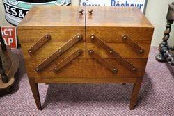Vintage Sewing Box #