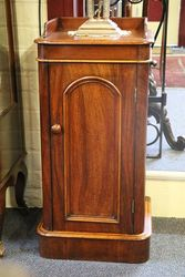 Antique Bedside Cabinet English C1860 #
