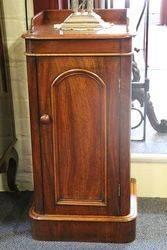 Antique Bedside Cabinet English C1860