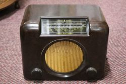 Bush Bakelite Radio  #