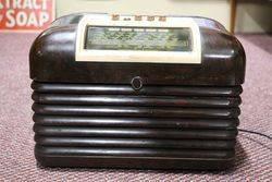 Bush Bakelite Radio#