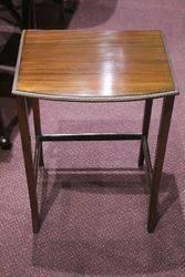 Edwardian Mahogany Nest of 3 Tables