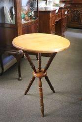 Antique Gypsies Table #