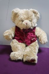 Harrods 1996 Christmas Bear #