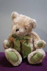 Harrods 1995 Christmas Bear #