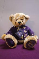 Harrods Christmas 2000 Bear #