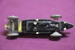 MARX Toy Clockwork Tinplate Single Seater Racing Car