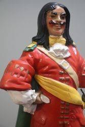 Captain Morgan Rum Pub Figure