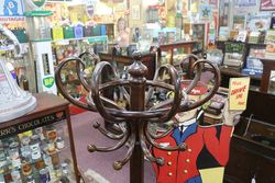 Antique Bentwood Hall Stand With Revolving Top