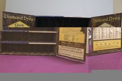 Diamond Dyes Metal Cabinet #