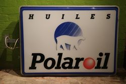 Huiles Polaroil Double Sided Light Box  #