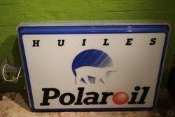 Huiles Polaroil Double Sided Light Box