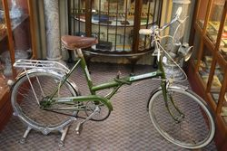 Original Raleigh Folding Bike . #
