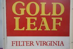 Wills Gold Leaf Filter Virginia Double Sided Light Box