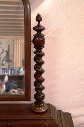 Quality Victorian Mahogany Dressing Chest