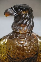 Glass Eagle Decanter