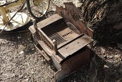 Fire Grate Cast Iron