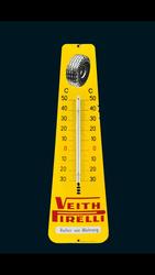 Genuine Pirelli Tyreand39s Thermometer