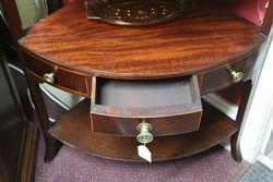 Early C19th Corner Wash Stand English C1820