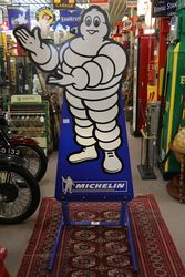 Michelin Cut Out Advertising Double Sided Sign #