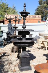 Cast Iron Windsor Fountain