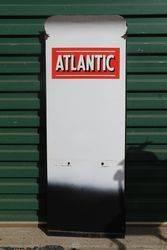 Atlantic Enamel Sign #