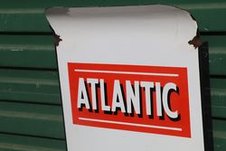Atlantic Enamel Sign