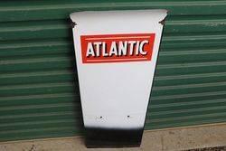 Atlantic Enamel Sign