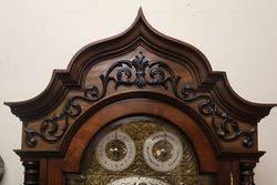 Stephenson  Sons Manchester Clock