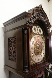 Stephenson  Sons Manchester Clock