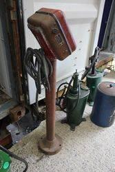 P C L Garage Forecourt Air Pressure Meter
