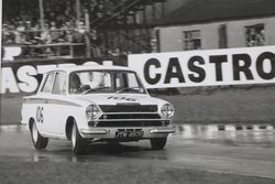 Jim Clark Lotus Cortina Goodwood Easter Monday 1965