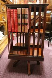 Small Revolving Bookcase