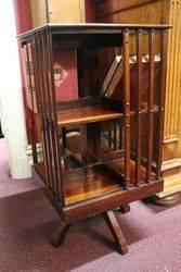 Small Revolving Bookcase